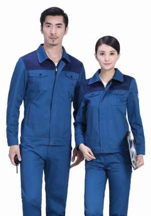 教大家辨别棉质工作服的区别方法