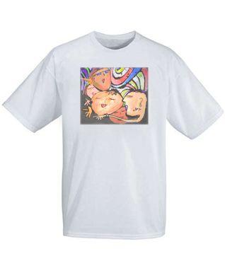 广告衫定做如何印花娇兰服装有限公司