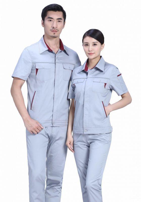 工作服定做的主要环节娇兰服装有限公司