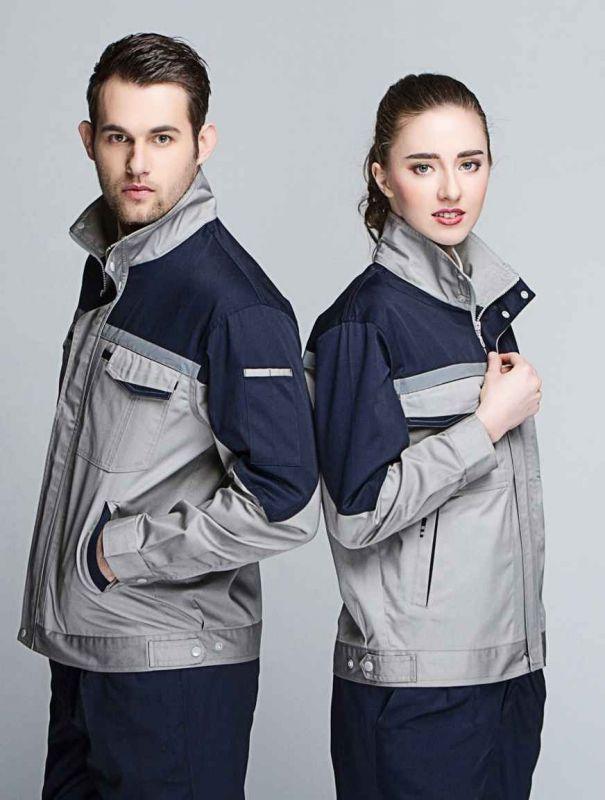 工作服定做如何根据行业选择面料-娇兰服装有限公司